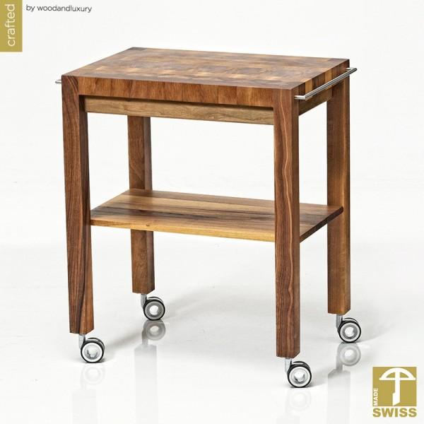 Kitchen trolley woodandluxury kitchen trolley kitchen trolley watchthetrailerfo