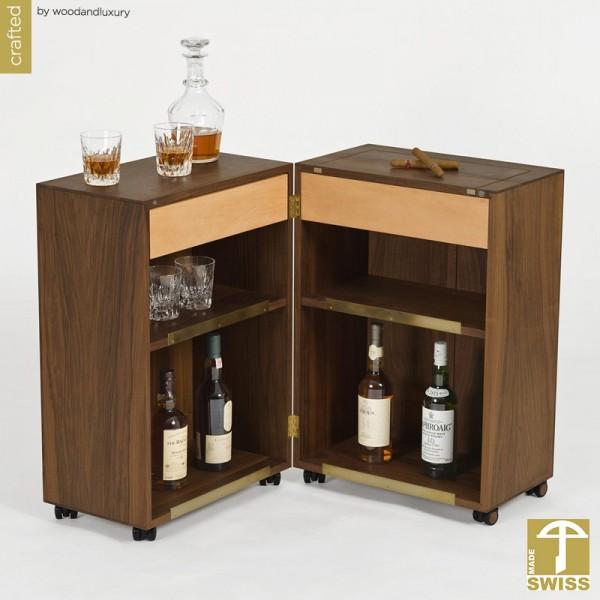 Whisky Schrank